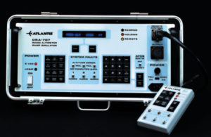 Atlantis Avionics DRA 707 Digital Radio Altimeter Test