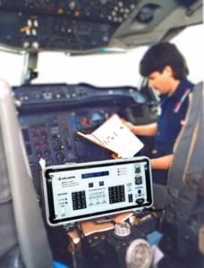 Dra707 atlantis avionics feature