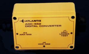 Atlantis Avionics Repairs Services Capabilities ADC-552